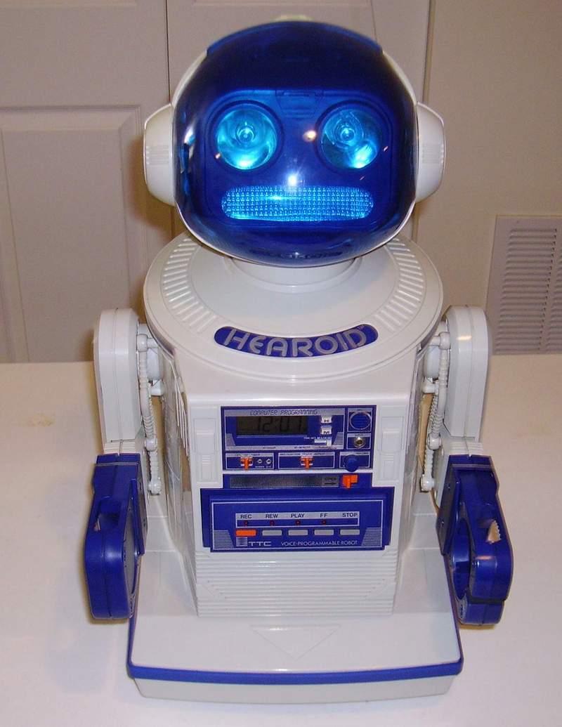 Hearoid Robot