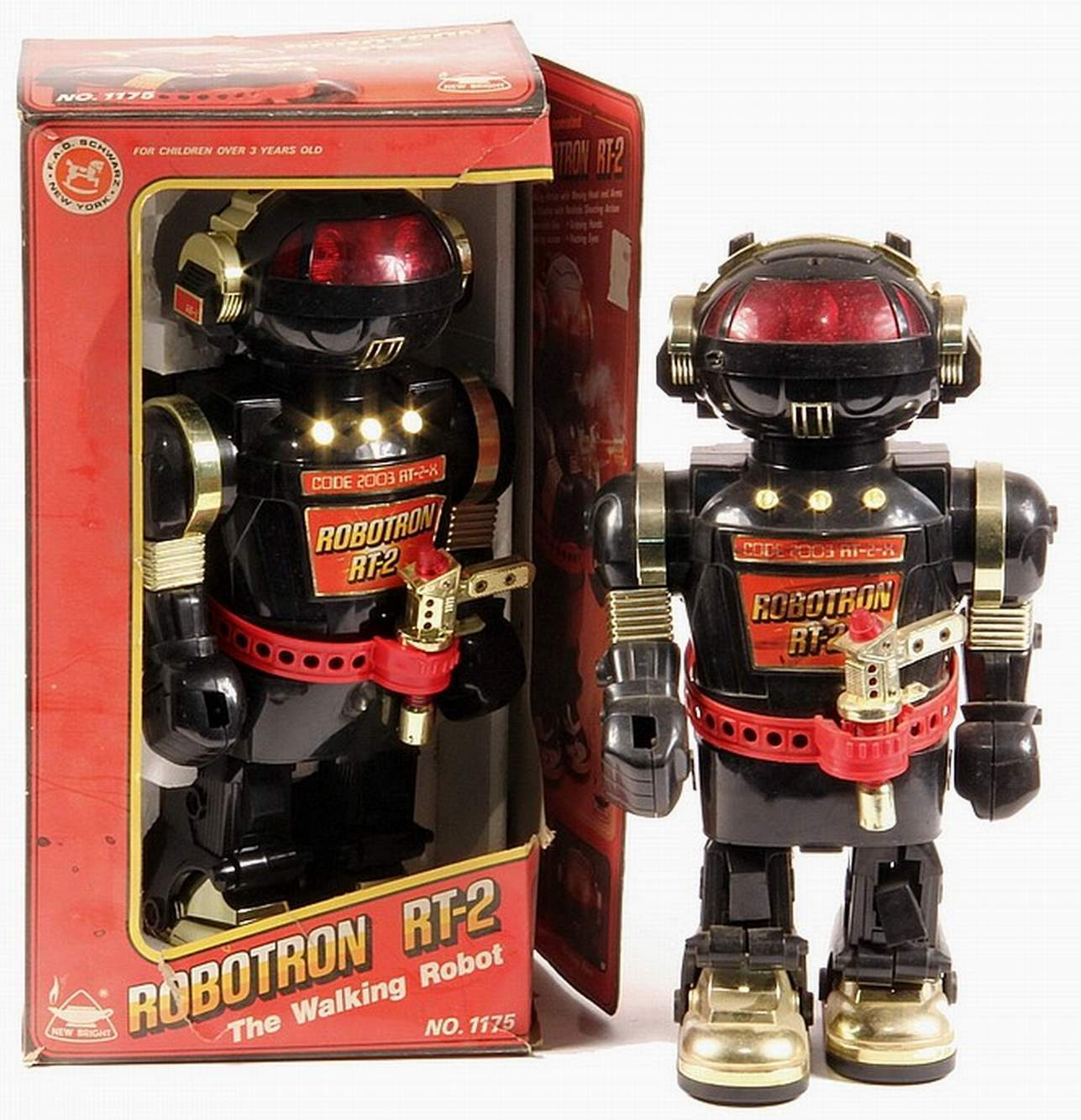 Robotron Robot by New Bright