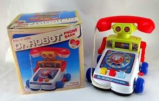 Dr. Robot Phone Bank