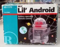 LiL Android Robot