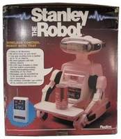 Stanley The Robot