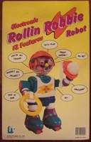 Electronic Rollin' Robbie Robot